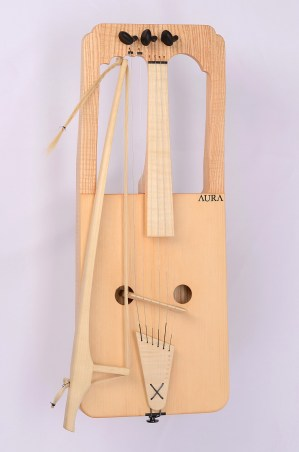 Welsh CRWTH - Waleská lýra
